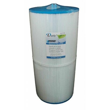 Filtre pour Spas Caldera 81004 / PCD100 / C-8399