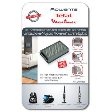Filtre Powerline Extreme ZR903501 Pour PIECES ASPIRATEUR NETTOYEUR PETIT ELECTROMENAGER