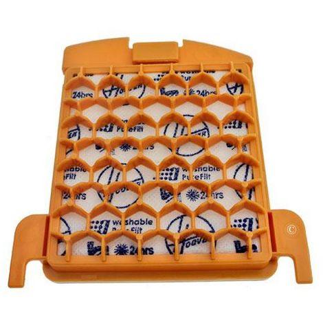Filtre pre-moteur Purefilt lavable S86 FREESPACE (35600656) Aspirateur 61591 HOOVER