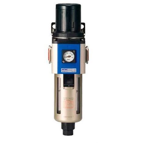 Filtre régulateur de pression 0 à 10 bars raccord 1/4'' - FR040-04 - Alsafix - -