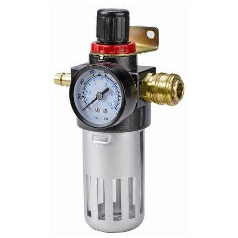 """Filtre régulateur de pression - filetage mâle R 1/4"""""""