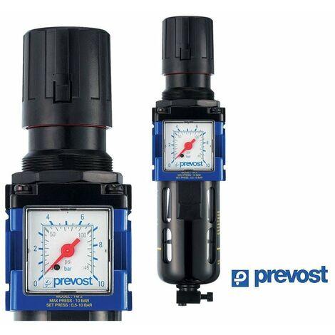 Filtre regulateur mano+fixat 3/8ktm sm2