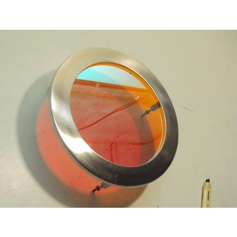 Filtre rouge Ø 212mm submersible pour projecteur piscine subway 2 TRAJECTOIRE 065085