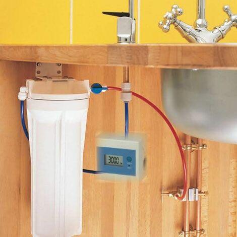 Método de filtrado del agua