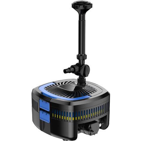 Filtre UV SunSun CUF-5800 Fontaine UV 5800 l/h avec 4,8 m de hauteur