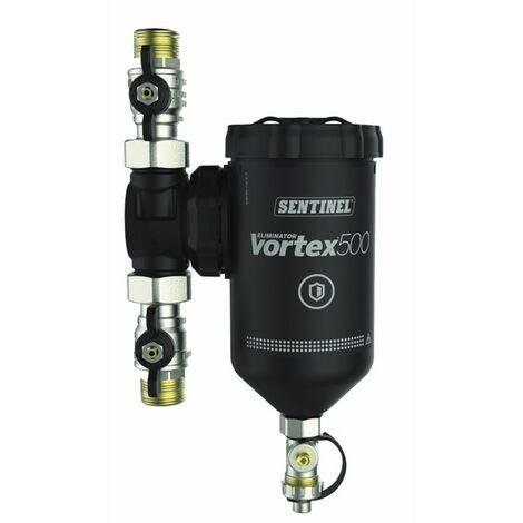 Filtre Vortex500 - 28mm - SENTINEL : ELIMV500-GRP28-FR