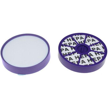Filtres Aspirateur Adaptable Dyson 900228-01 Sachet de 2