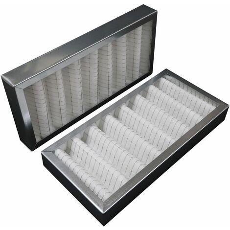 Filtres compatibles VMC DFE/TOP 450 ALDES - contenu : 2 G4