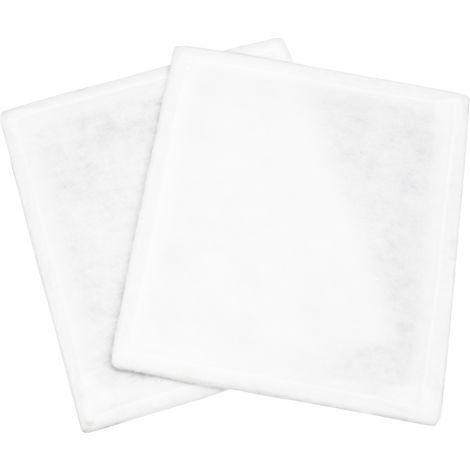 Filtres compatibles VMC ECOTWIN Nather - version : 2ème génération (avec by-pass)