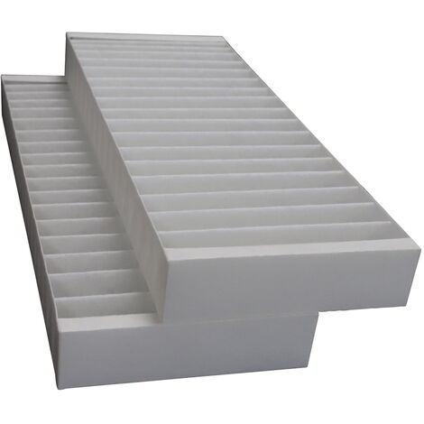 Filtres compatibles VMC PAUL Novus 300 / 450 - contenu : 2 G4
