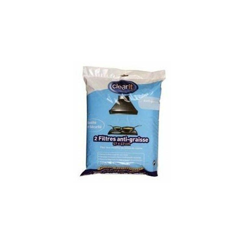 Filtre l anti graisse (301203-6985) (71S7824) Hotte BRANDT, ROSIERES, DE DIETRICH, THERMOR