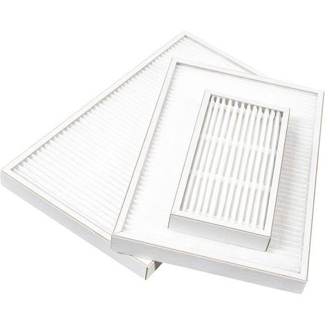 Filtres F7 compatibles VMC DUOLIX MAX / MAX HYGRO Atlantic (3 pièces)