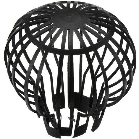 Filtres flexibles de garde de ballon de gouttière de toit en plastique de filtre de tuyau pour tuyaux de descente Hasaki