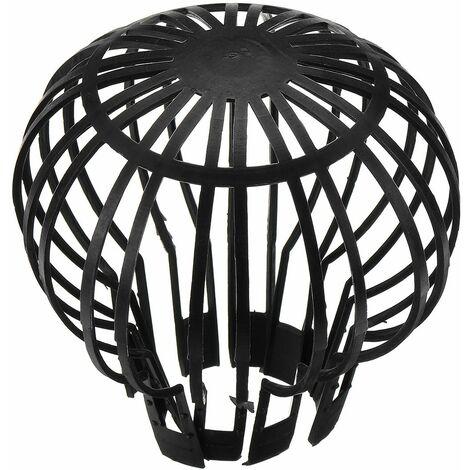 Filtres flexibles de garde de ballon de gouttière de toit en plastique de filtre de tuyau pour tuyaux de descente Sasicare