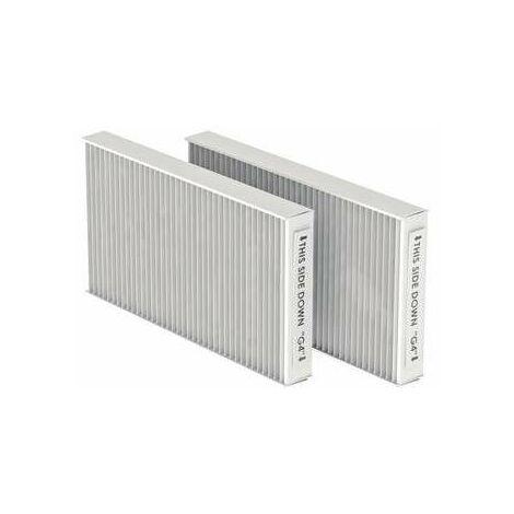 Filtres G4/F7 pour ComfoAir 180 par 2 - ZEHNDER COMFOSYSTEMS - 400100091