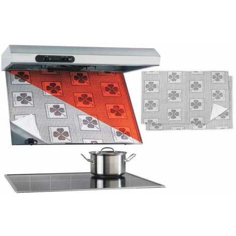 Filtres plats pour hottes d'aspiration WENKO