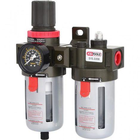 Filtres régulateur et lubrificateur