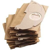 Filtri carta Karcher per aspiratutto multiuso MV 2 conf. 5pz