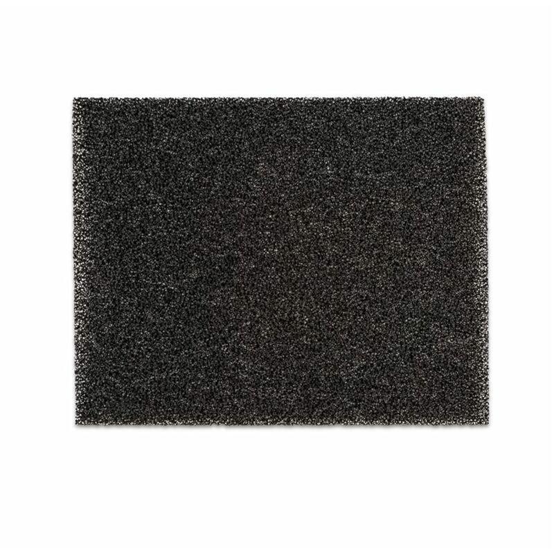Klarstein Filtro a Carbone Attivo a Pietra Chiara per Deumidificatore DryFy 16 17x21,3 cm Filtro di Ricam