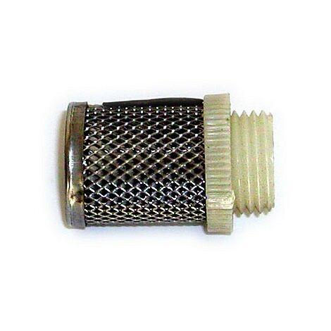 FILTRO ACERO INOX V. RETEN. 1/2 01811