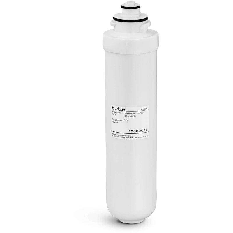 Filtro Acqua A Carboni Attivi Osmosi Inversa Filtro PP CTO Per Dispenser Acqua BREDECO