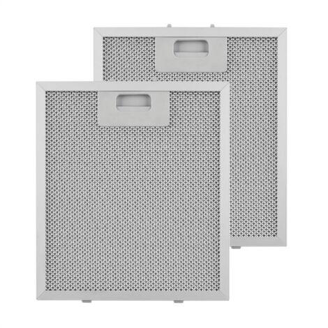 "main image of ""Filtro antigrasa de aluminio 23 x 26 cm Filtro de recambio Accesorio"""