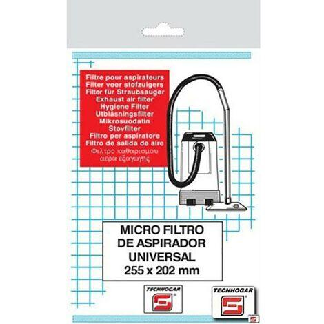 Filtro Aspirador Motor Universal Tecnhogar 00771