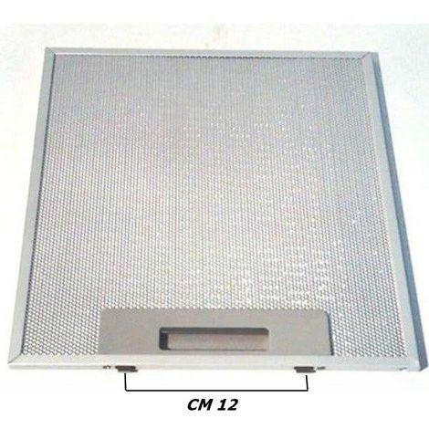 FILTRO CAPPA ALLUMINIO 253 x 300 x 8 mm  FRANKE 1960373 CD 39610300   F 204