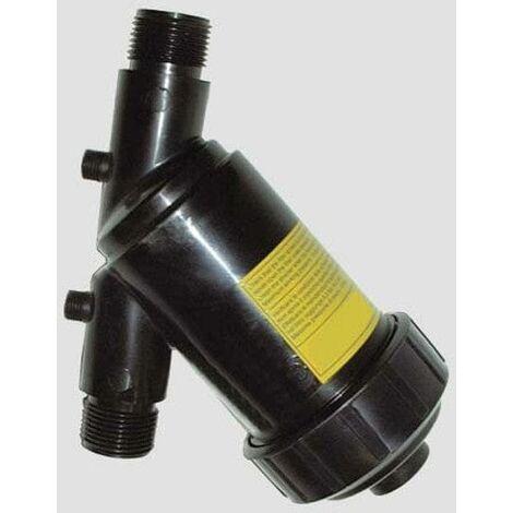 """filtro pp in linea a rete irrigazione attacco da 1/""""1//2 filtri irrigazioni"""