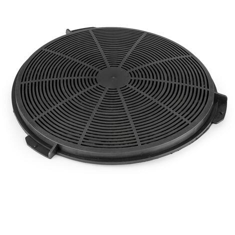 Filtro de carbón activo para campanas extractoras Amelia pieza de recambio 24 x 2 cm