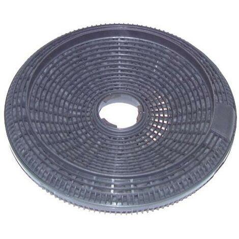 Filtro de carbono para campanas FAGOR y BRANDT Ø.190 mm