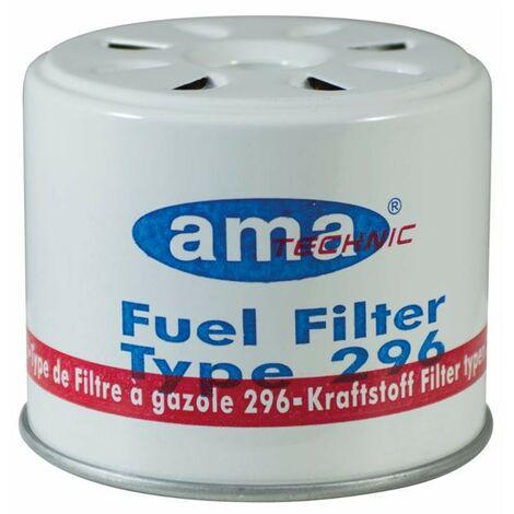 Filtro de gasóleo 26560017, 26561117 adaptable PERKINS varios modelos