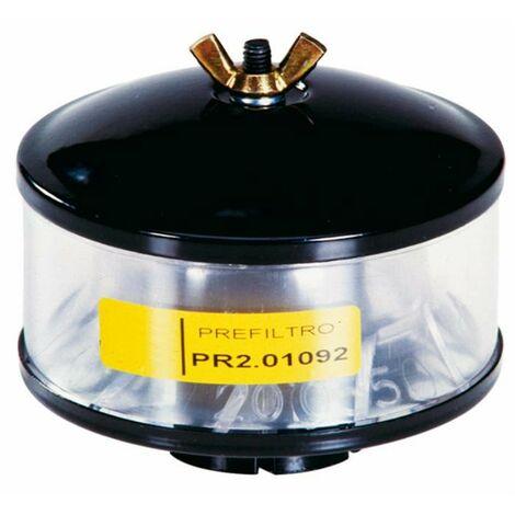 Filtro de preaireación LOMBARDINI 6727.031 Ø 40 adaptable