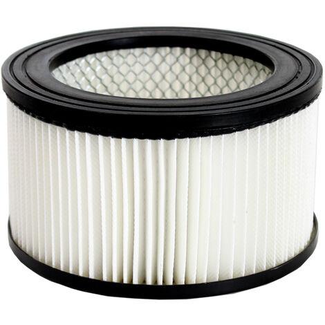 Filtro de repuesto para aspirador de ceniza - filtro para aspirador de cenizas, filtro de aspirador de cenizas, filtro para aspirador de chimeneas - blanco