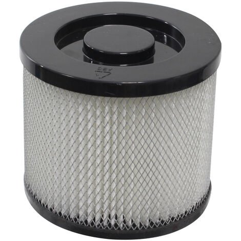 Filtro Hepa para aspirador de cenizas ø12x10cm.(Mader 10112)