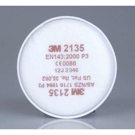 """main image of """"Filtro Mascarilla Particulas Conex.bayon. 2pz P3r 3m"""""""