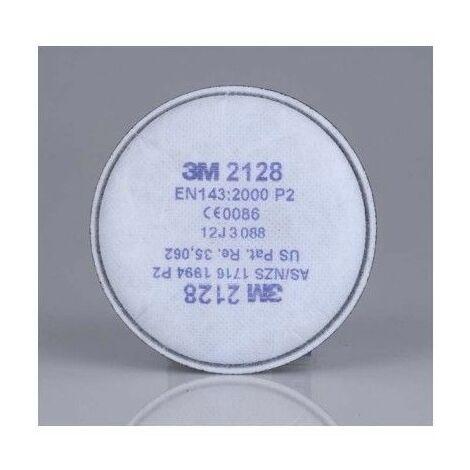"""main image of """"Retenedor flitros particulas 5925 P2 (2 unidades) 3M"""""""