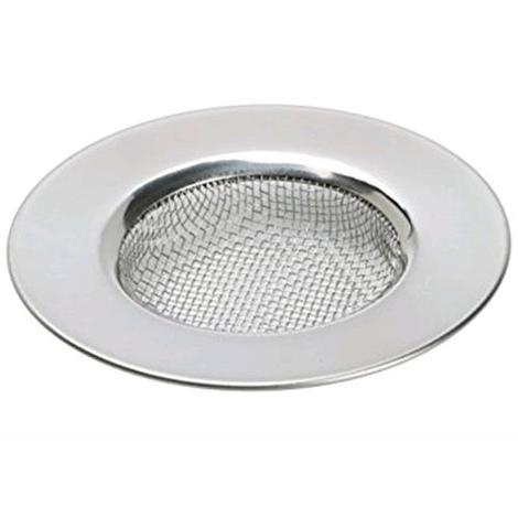 griglie filtri per Lavello rotondi In Acciaio Inox diam 52 mm conf  2 pezzi