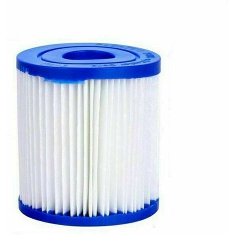 Filtro piscine cartuccia ricambio pompa lt1250/1249 pompa filtro bestway 58093