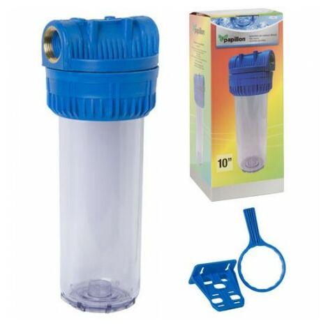 """Portacartuchos filtro agua 10"""" conexion 1"""""""