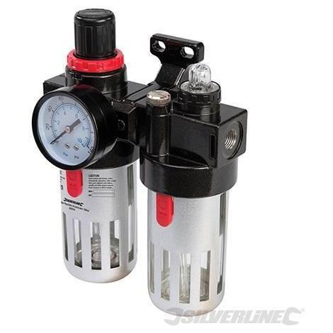 Filtro regulador y lubricador 150 ml - NEOFERR
