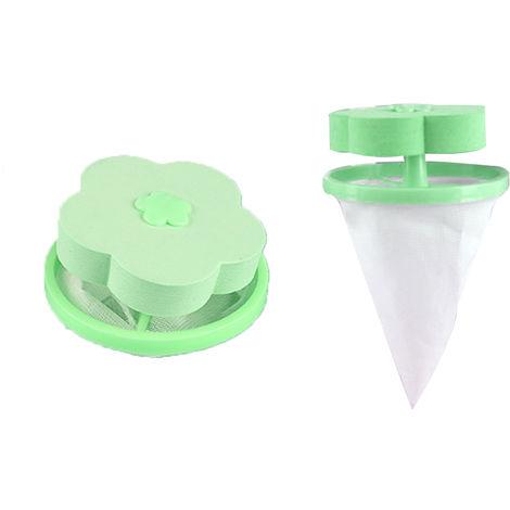 Filtros de captura de liendres para piojos de animales, Verde