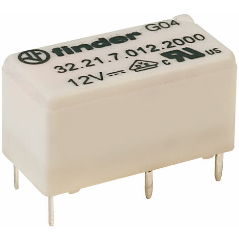 SPDT 10A DC Finder 40.31.7.012.0000 12V Relay Miniature