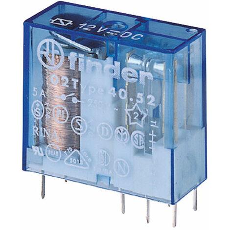 Finder 40.61.9.012.0000 PCB Mount Relay 12VDC 16A 1CO SPDT