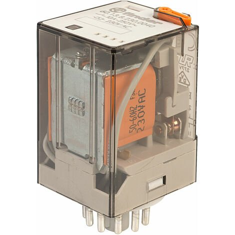 Finder 60.13.8.230.0040 230V Relay (11-Pin) 3PDT AC