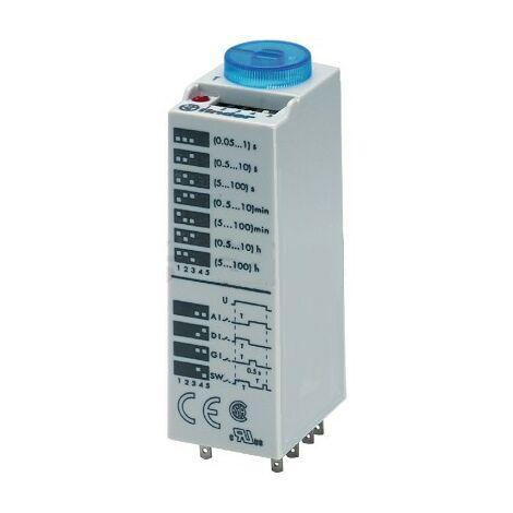 FINDER 85.05 Temporizador 230Vac/dc 0,05s-100H