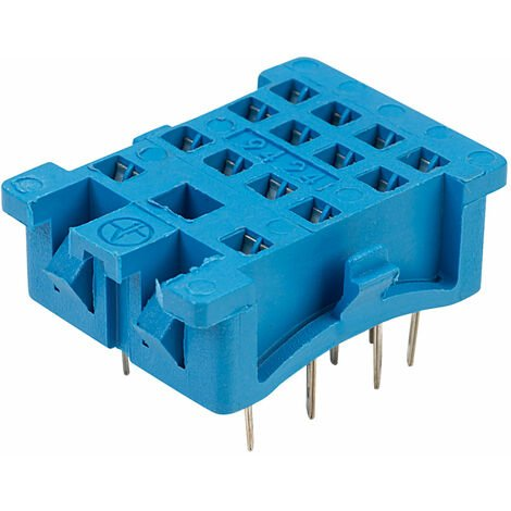 Finder 94.24SMA Relay Socket (Chassis) Type 9424
