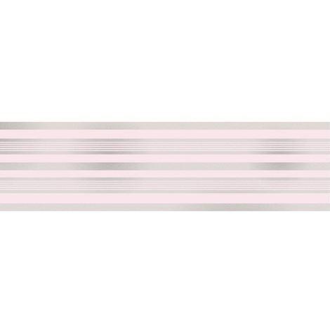 Fine Decor Glitz Stripe Glitter Wallpaper Border Wl Dlb50151