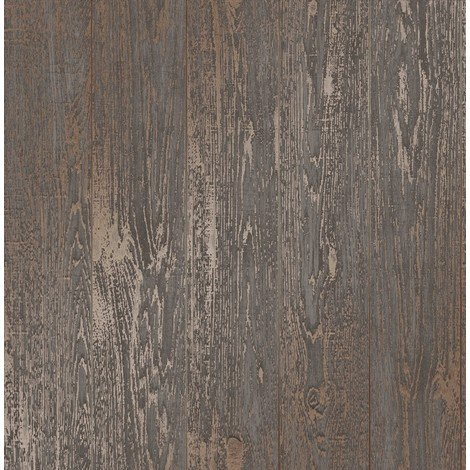 Fine Décor LOFT WOOD BROWN Wallpaper