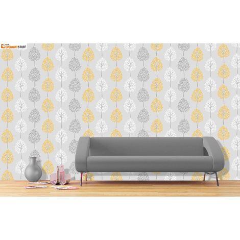 Fine Decor Riva Wallpaper Grey FD41594